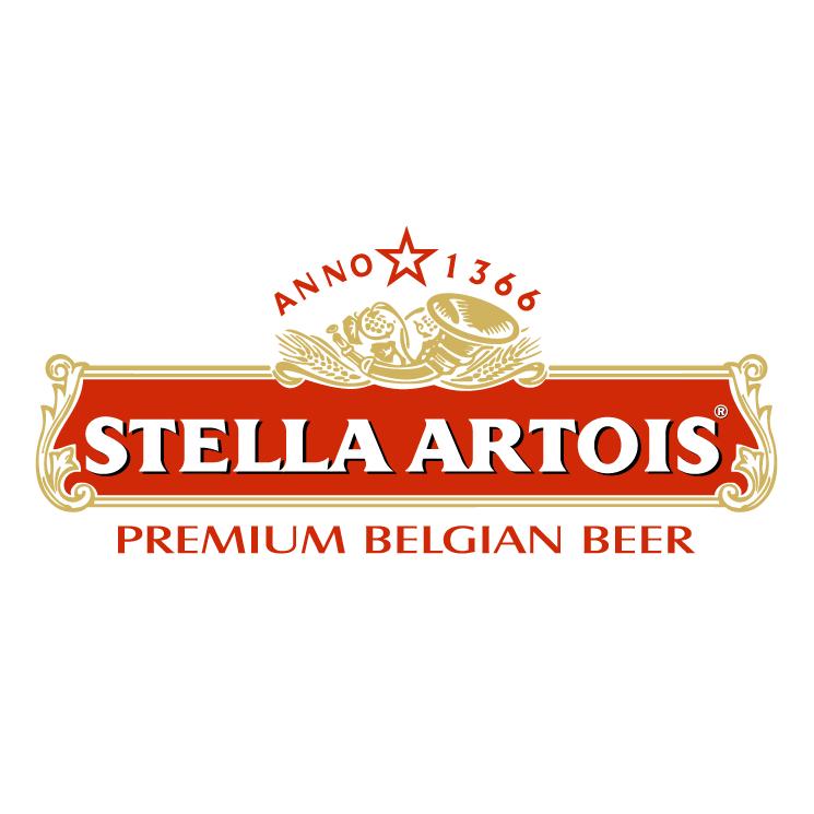 free vector Stella artois 2