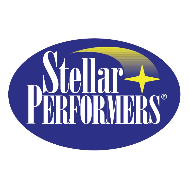 free vector Stellar performers 0