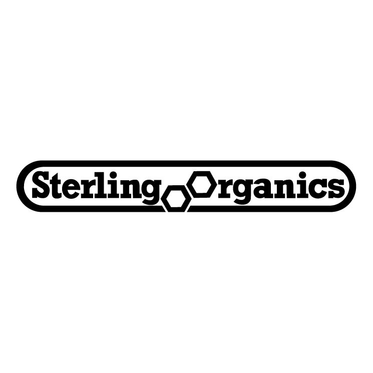 free vector Sterling organics