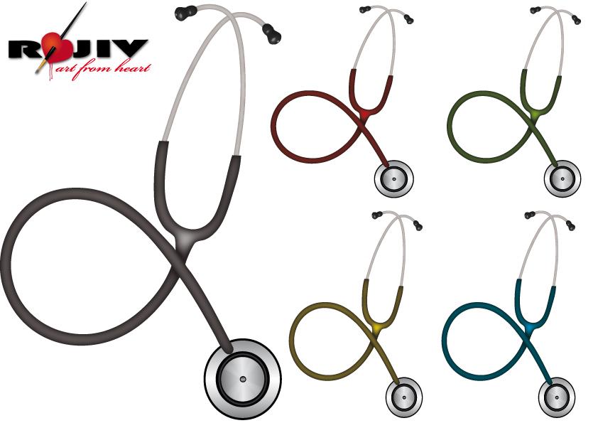 free vector Stethoscope Vector