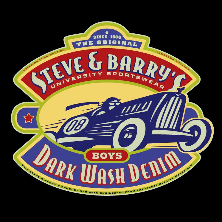 free vector Steve barrys