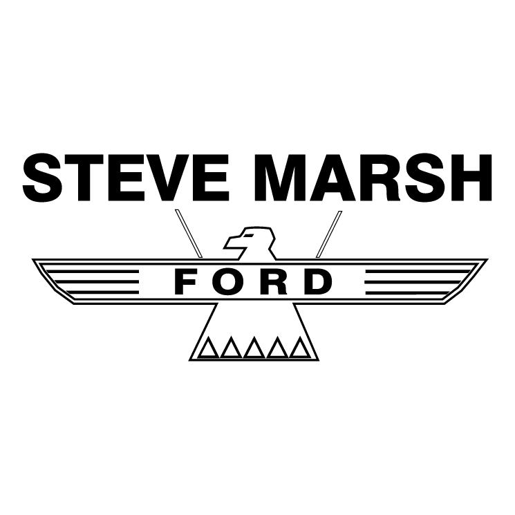 free vector Steve marsh ford 0