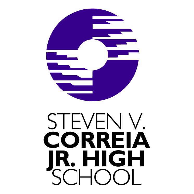 free vector Steven v correia jr high school 0