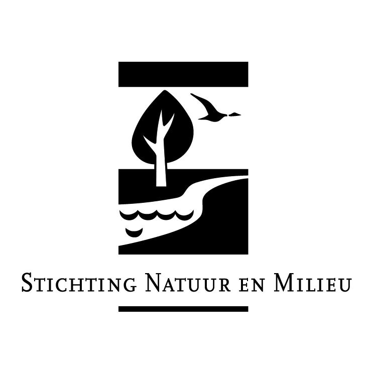 free vector Stichting natuur en milieu