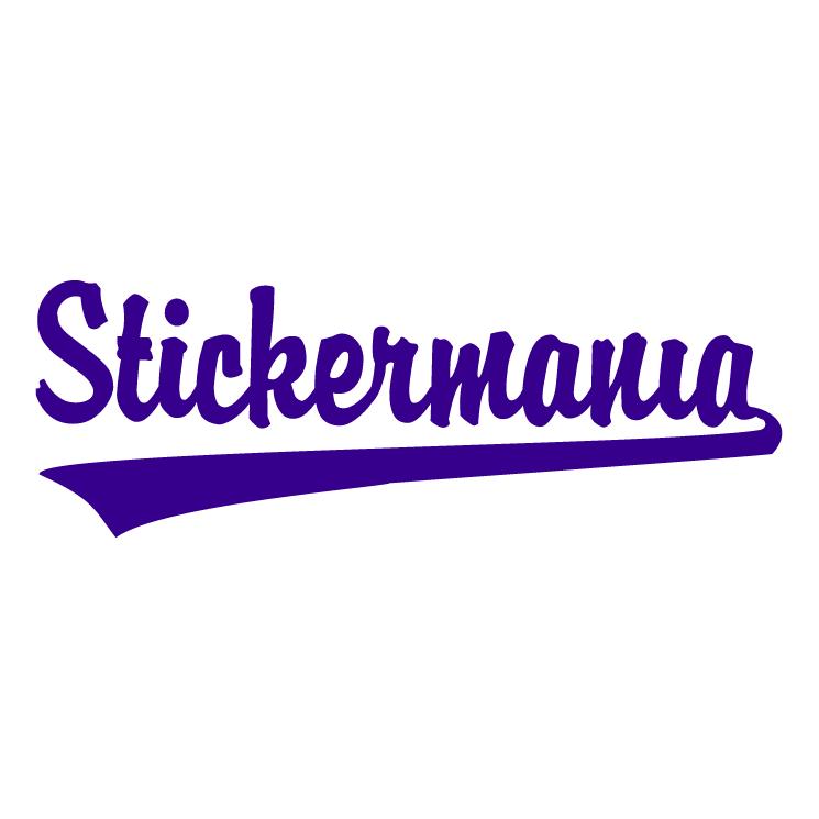 free vector Stickermania 1