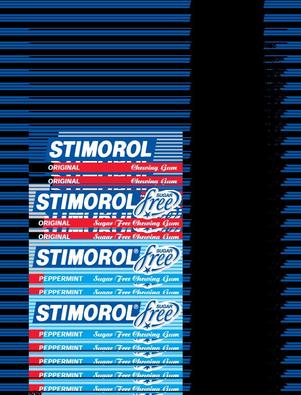 free vector Stimorol packs SS-SF