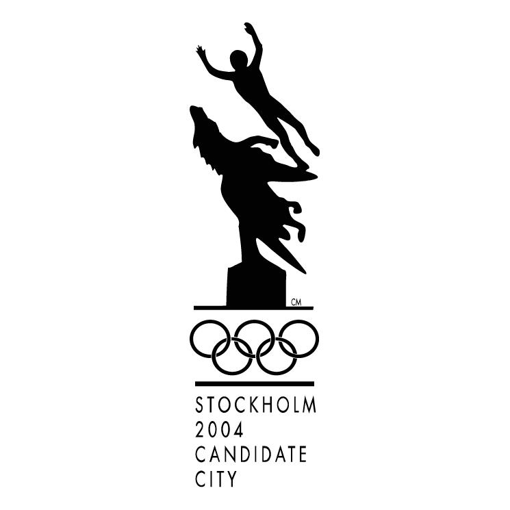 free vector Stockholm 2004