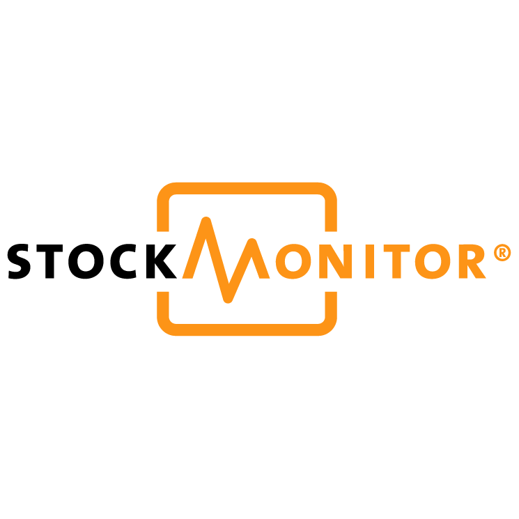 free vector Stockmonitor