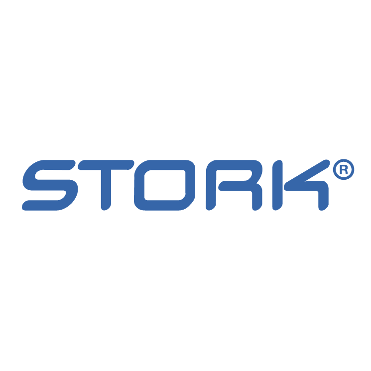 free vector Stork