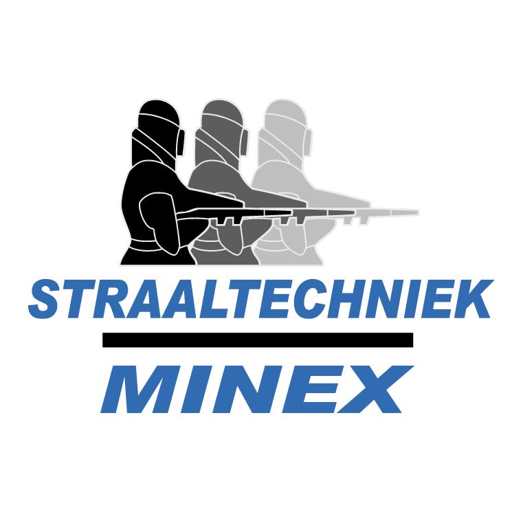 free vector Straaltechniek minex