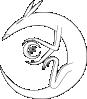 free vector Stranger Rats clip art