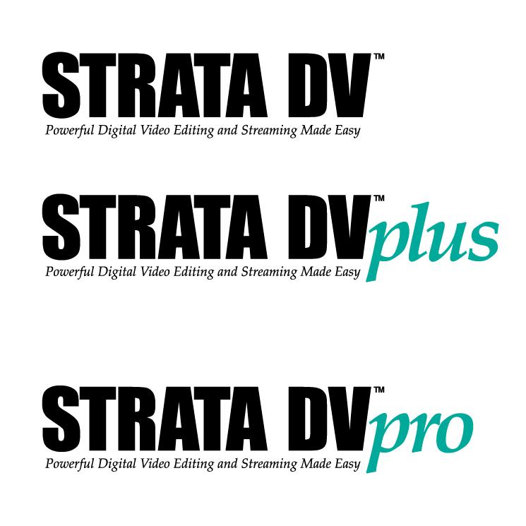 free vector Strata dv