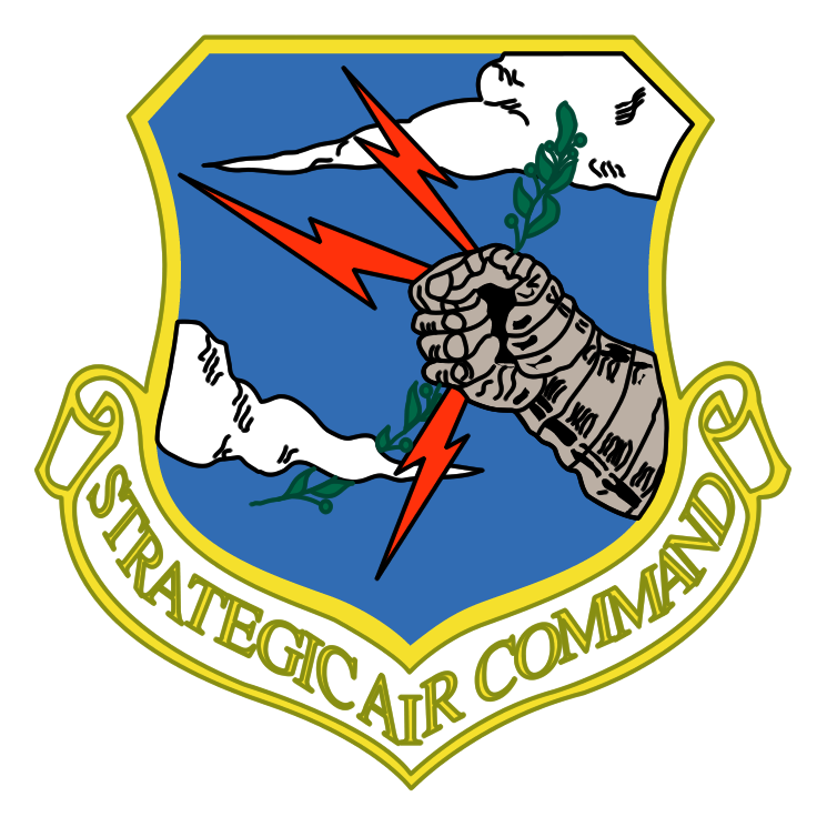 free vector Strategic air command