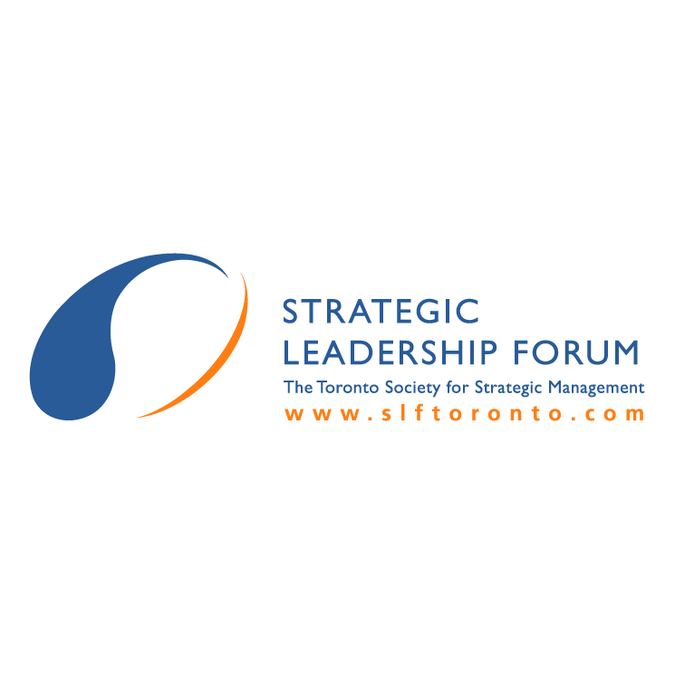 free vector Strategic leadership forum