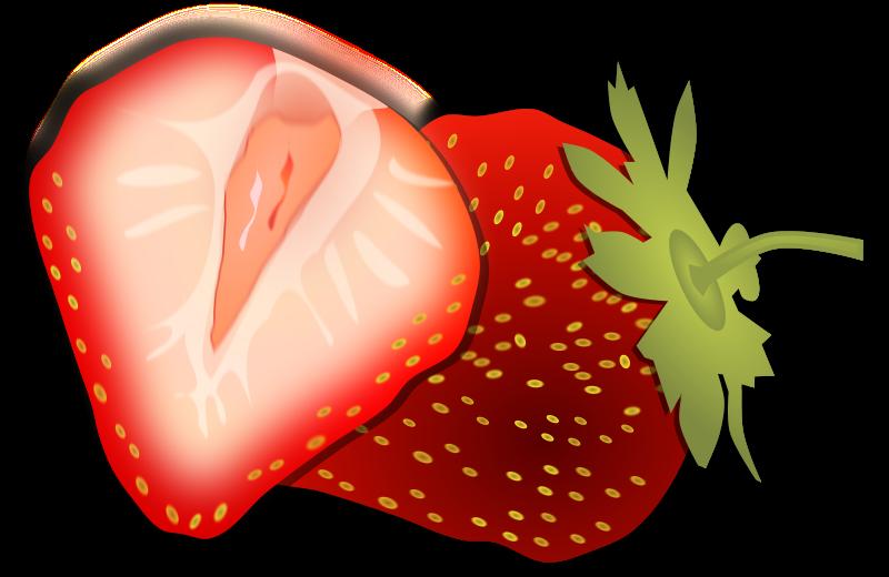 free vector Strawberry 100845