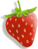 free vector Strawberry clip art 113399