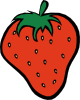 free vector Strawberry clip art