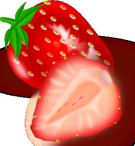 free vector Strawberry clip art