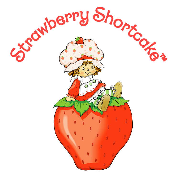 free vector Strawberry shortcake
