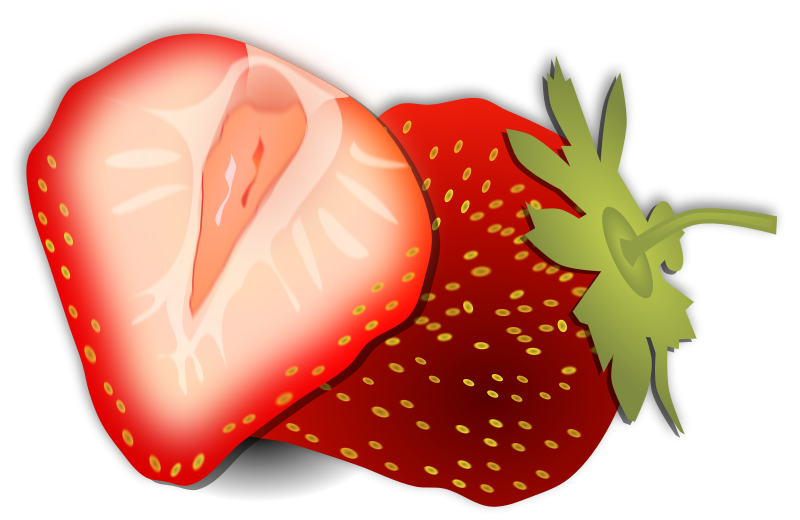free vector Strawberry