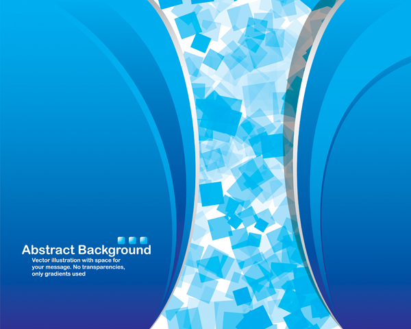 free vector Streamlined the background vector