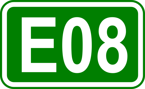 free vector Street Sign Label E08 clip art