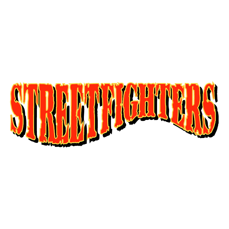 free vector Streetfighters