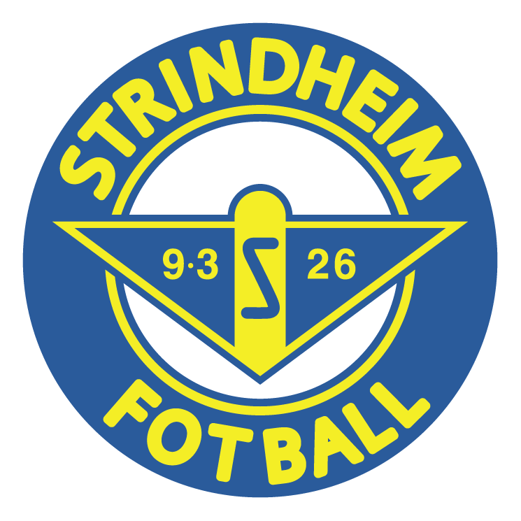 free vector Strindheim fotball