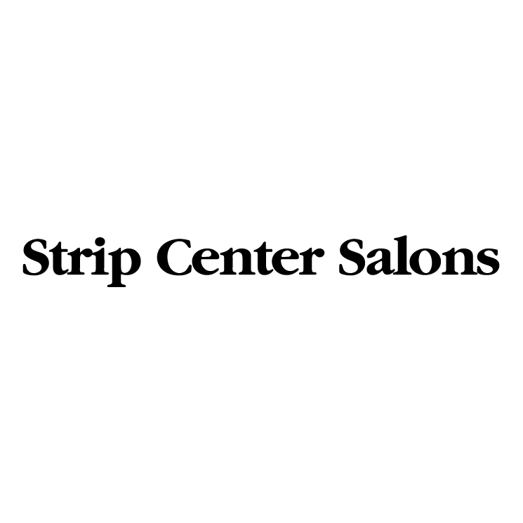 free vector Strip center salons