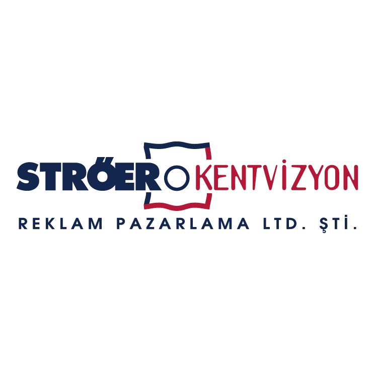free vector Stroer kentvizyon
