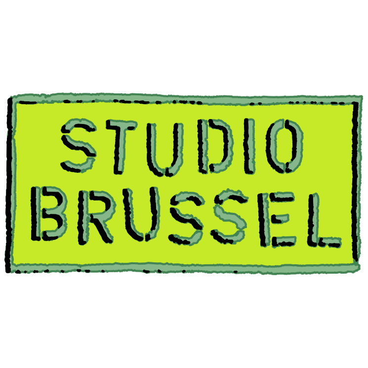 free vector Studio brussel