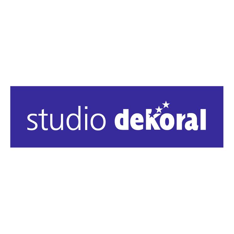 free vector Studio dekoral