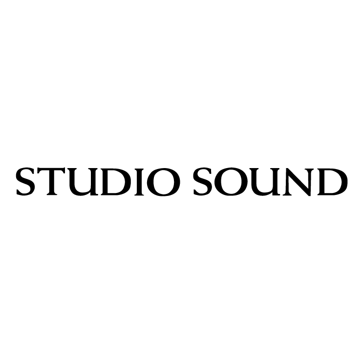 free vector Studio sound