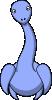 free vector Studiofibonacci Cartoon Plesiosaur clip art
