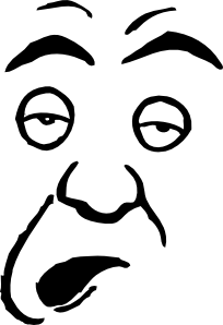 free vector Stupidity clip art
