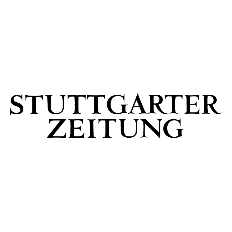 free vector Stuttgarter zeitung