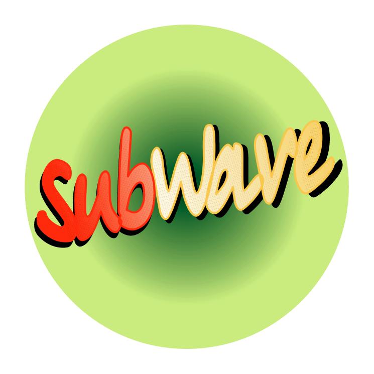 free vector Sub wave
