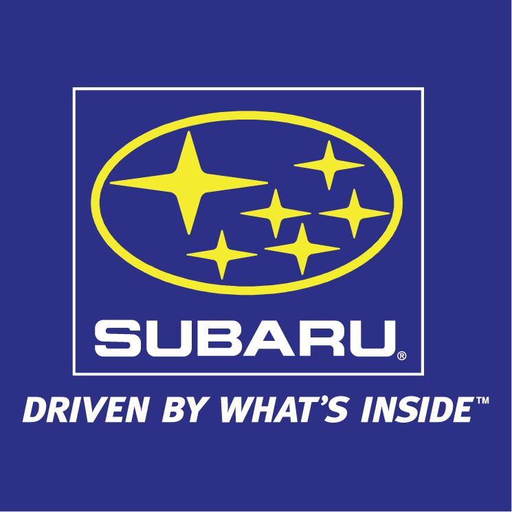 free vector Subaru 10