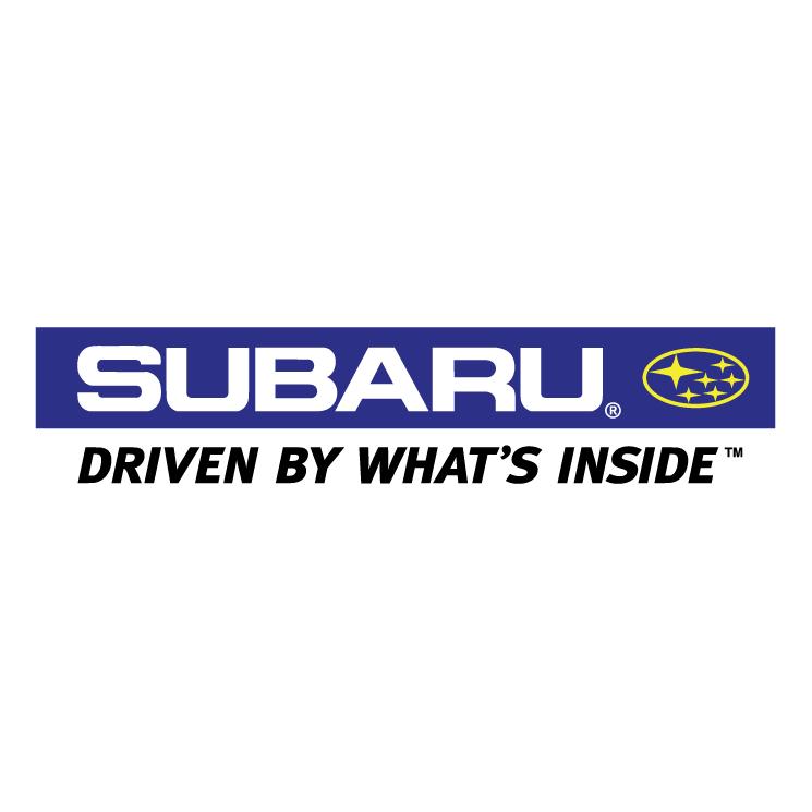 free vector Subaru 15