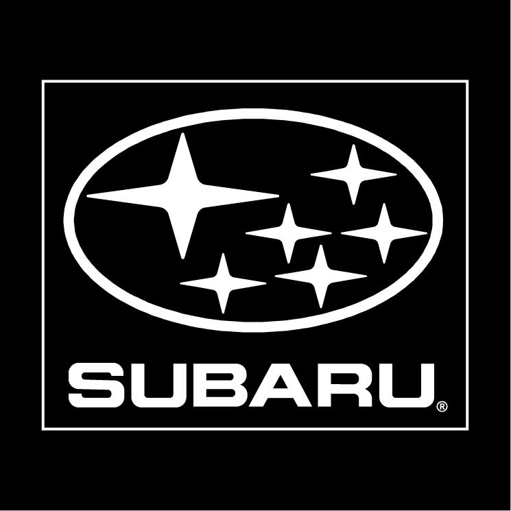 free vector Subaru 17