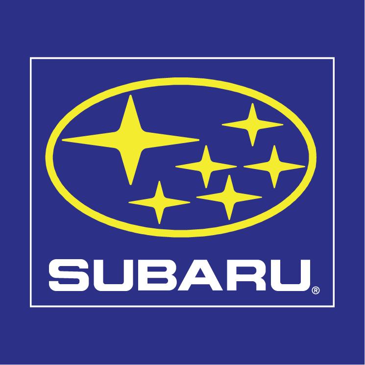 free vector Subaru 18