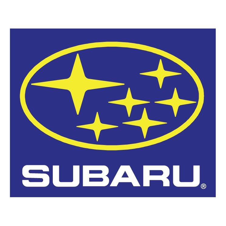 free vector Subaru 19