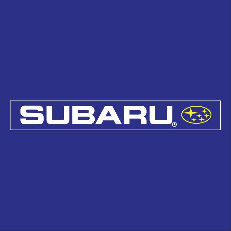 free vector Subaru 22