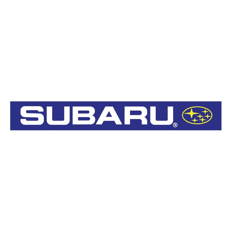 free vector Subaru 23