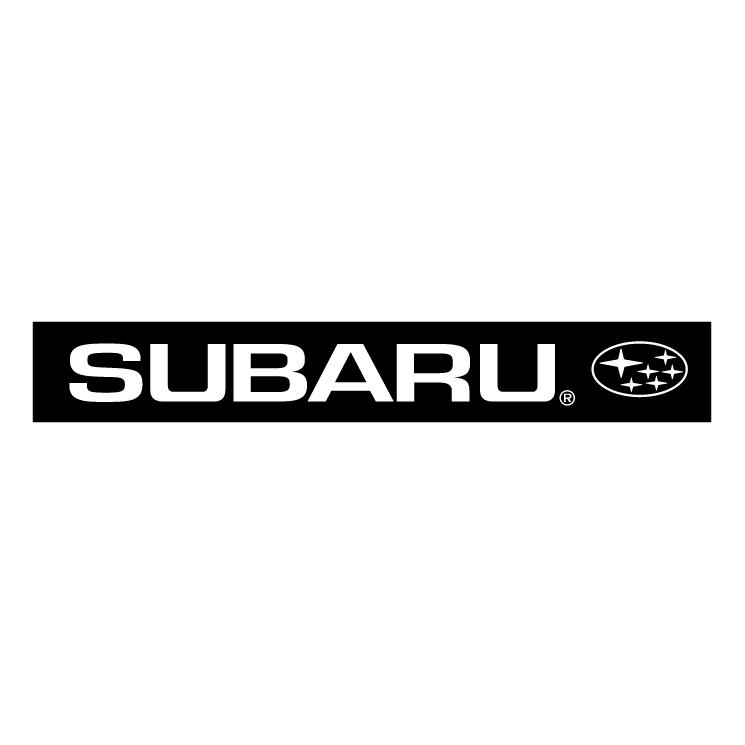 free vector Subaru 4