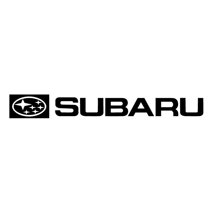 free vector Subaru 5