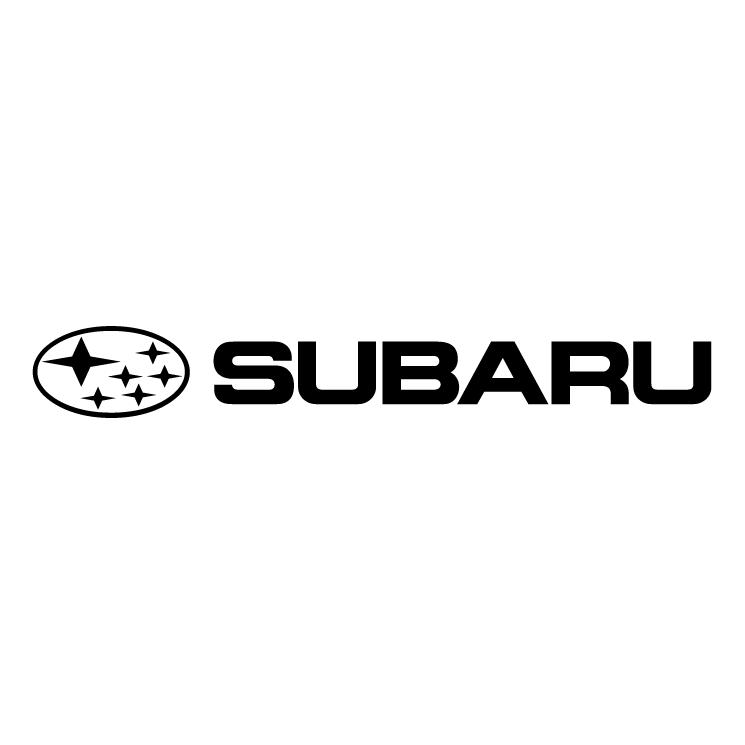 free vector Subaru 7