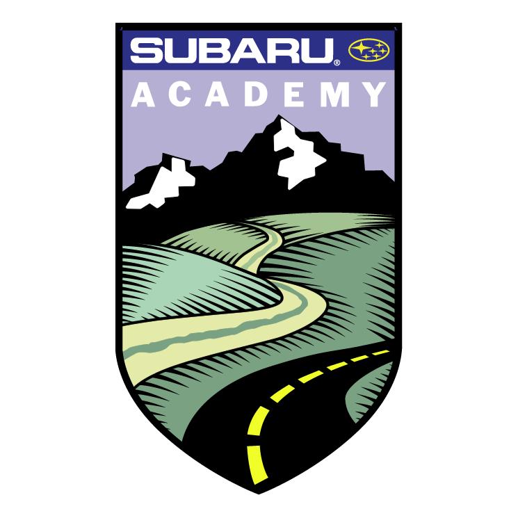 free vector Subaru academy