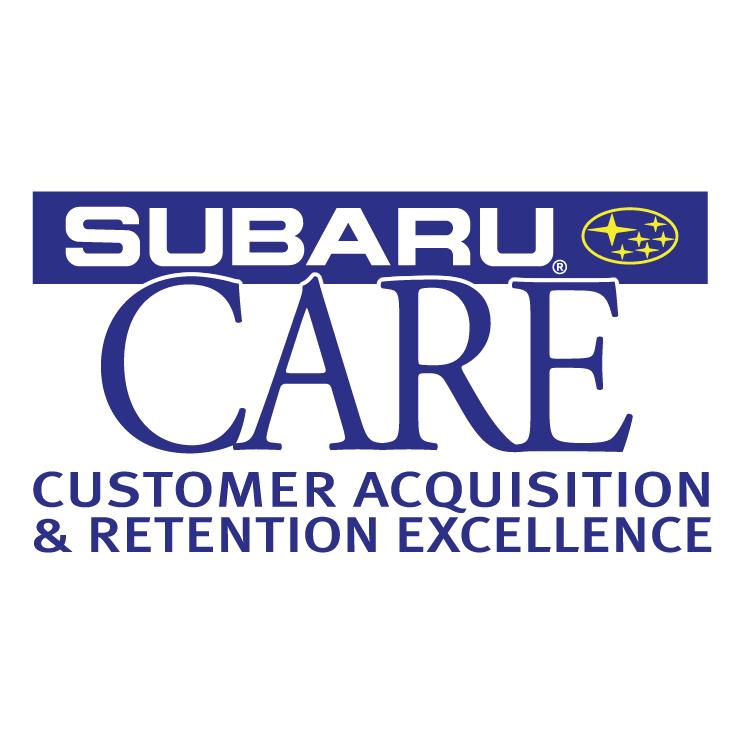 free vector Subaru care