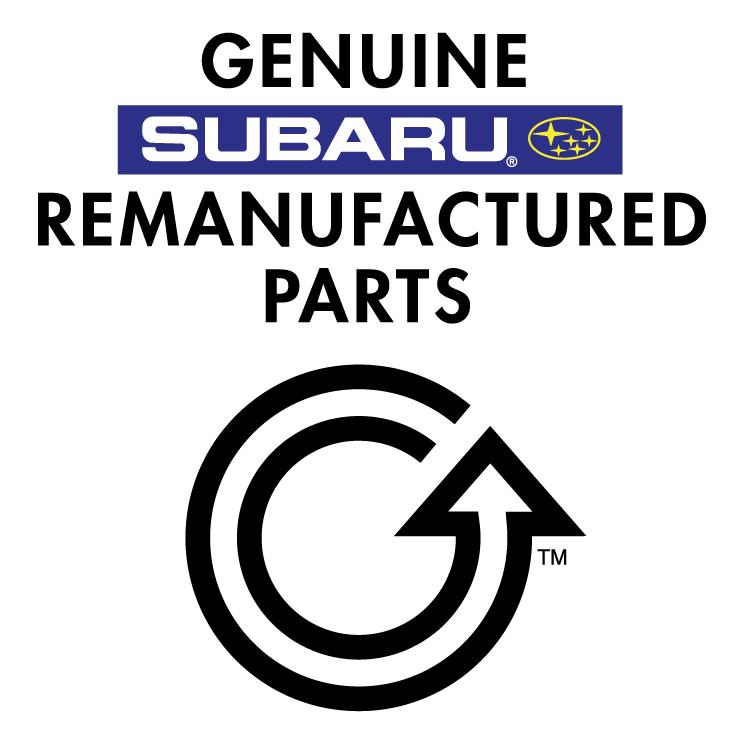free vector Subaru genuine remanufactured parts 0